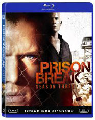 Prison Break on Blu Ray