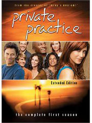 Private Practice on DVD