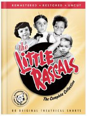 Little Rascals on DVD