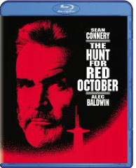 Hunt For red October on Blu Ray
