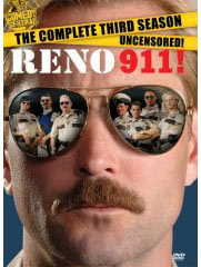 Reno 911 season 3 on DVD