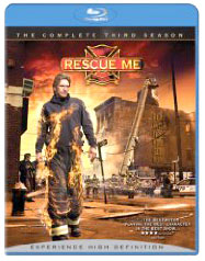 Rescue Me on Blu Ray