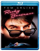 Riskey Business on Blu-Ray