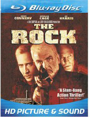 The Rock on Blu Ray