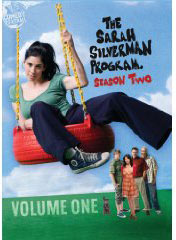 Sarah Silverman Program on DVD