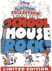 Schoolhouse Rock on DVD