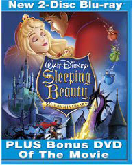 Sleeping Beauty on Blu Ray