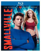 Smallville on Blu-Ray