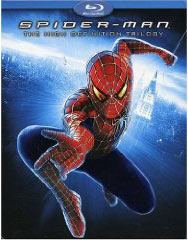 Spidermanon Blu Ray