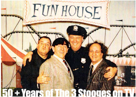 The Three Stooges on TV / NYC local 3 Stooges TV Shows