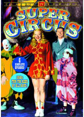 Super Circus on DVD