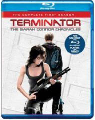 Terminator TV show on Blu Ray