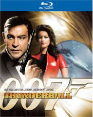 Thunderball on Blu Ray