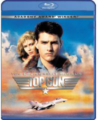 Top Gun on Blu Ray