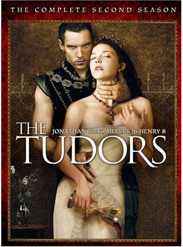 The Tudors on DVD