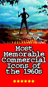Commercial Icons of the 1960s