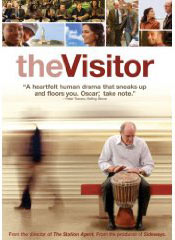 The Vistor on DVD