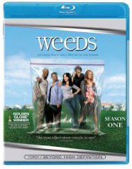 Weeds on Blu Ray