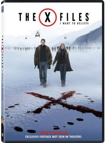 X-Files Movie on DVD