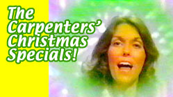 THe Carpenters Christmas Specials