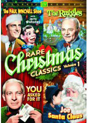 tv classics christmas - Classic Christmas Shows