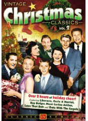 Holiday TV Specials on DVD!
