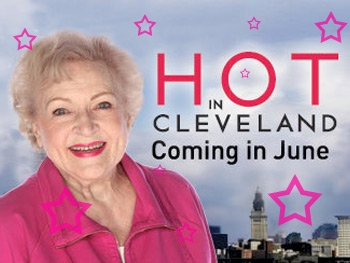 tv blog + Betty White's New TV Sitcom on TV Land