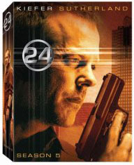 24 season 5 on DVD