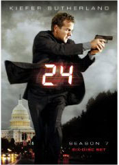 24 season 7 on DVD
