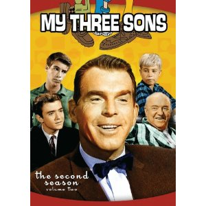 My Three Sons' Season 2 Volume 2  on DVD