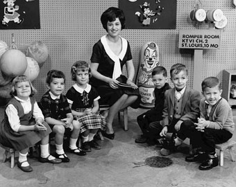 Miss Lois Romper Room