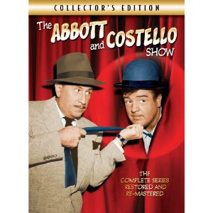Abbott & Costello on DVD