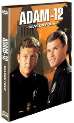 Adam-12 season 4 on DVD