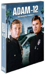 Adam-12 season 3 on DVD