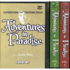 Adventures in Paradise on DVD