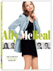 Ally McBeal on DVD