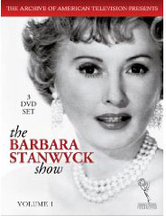 The Barbara Stanwyck Show Volume 1 on DVD
