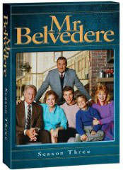 Mr. Belvedere on DVD