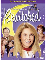 Bewitched season 8 on DVD