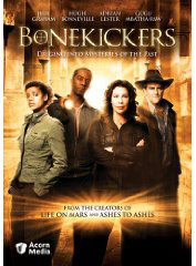 Bonekickers on DVD