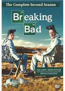 Breaking Bad on DVD