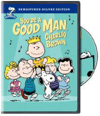 The Lucille Ball You're a Good Man, Charlie Brown   on DVD