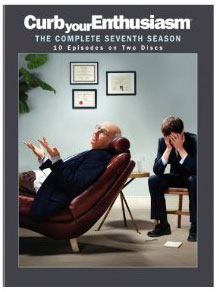 Curb Your Enthusiasm on DVD