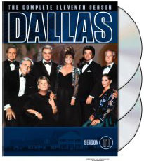 Dallas Season 11 dvd