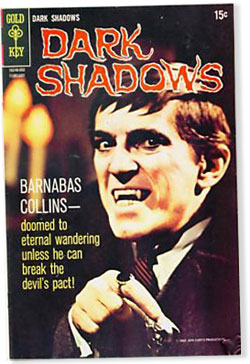 Dark Shadows comic book