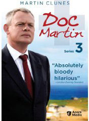 Doc Martin, Series 3  on DVD