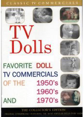 doll commercials on DVD