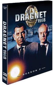 Dragnet 1968 on DVD