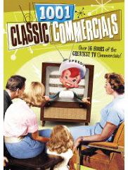 Classic Commercials on DVD