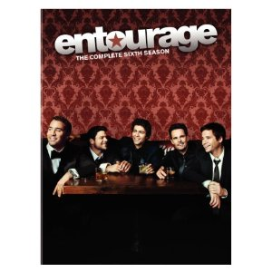 Entourage - The Complete Sixth Season on DVD